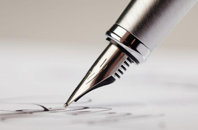Fountain Pen Refill Kit - 5ml with Blunt Needles