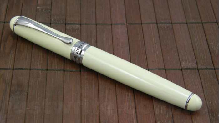 Jinhao X750 Rollerball Pen - White Ivory