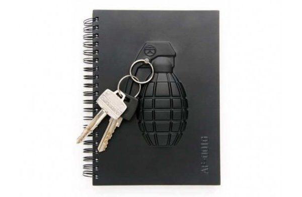 Armed Notebook – Grenade